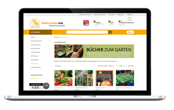 FLOVEG GmbH - Bobby Seeds - Laptop